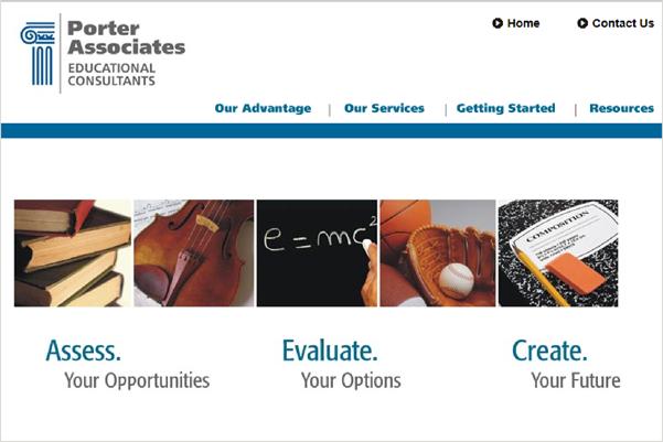 Porter Associates Educational Consultants
